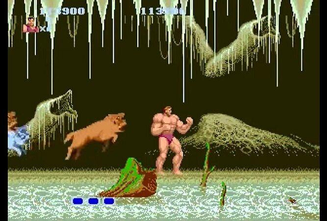 Altered beast (2)