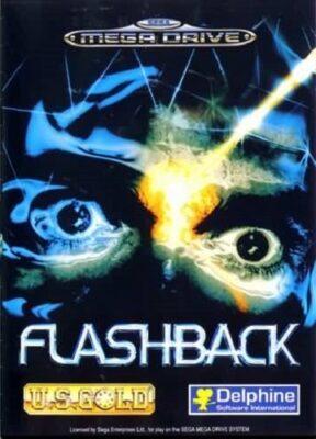 Flashback-megadrive