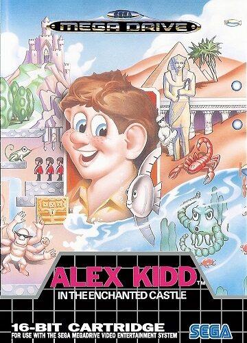Alex kid