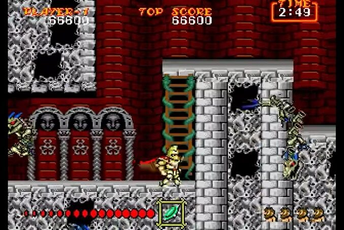 Ghouls'n ghosts (2)