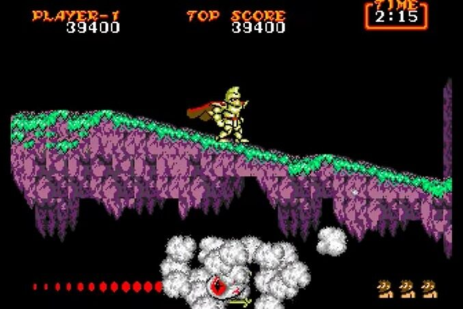Ghouls'n ghosts (3)