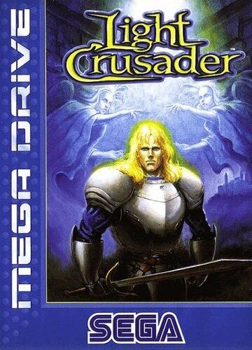 Light Crusader - Mega drive
